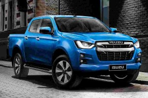All-new Isuzu D-Max has more safety equipment than many sedans!