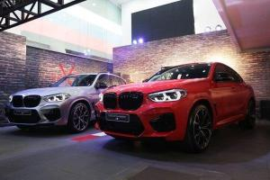 2020 BMW X3 M Competition and BMW X4 M Competition launched in Indonesia, only 12 units!