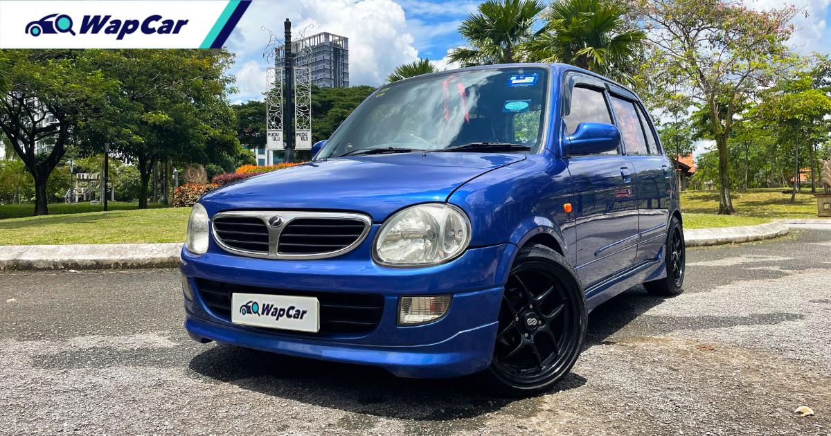 The Perodua Kelisa is proof that fun can come from the most unexpected packages 01