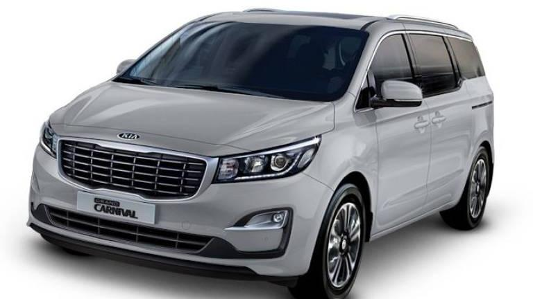 Kia Grand Carnival (2018) Others 006