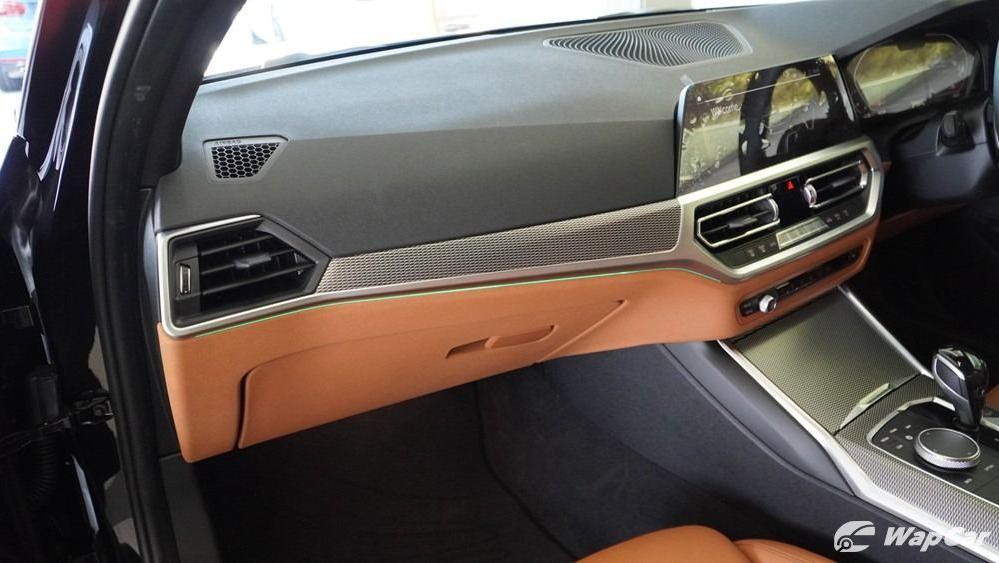 2019 BMW 3 Series 330i M Sport Interior 005