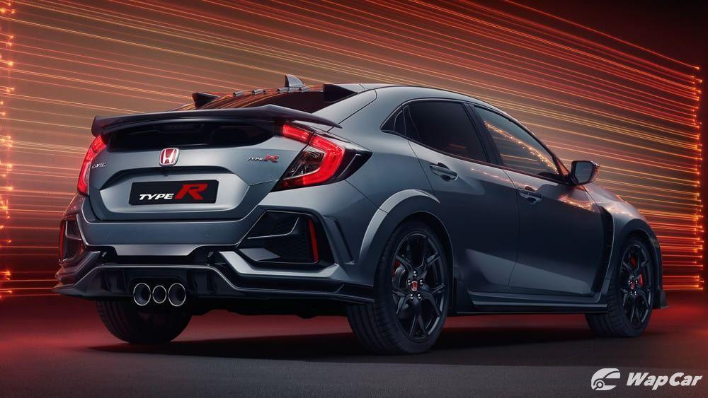 2020 Honda Civic Type R Sport Line