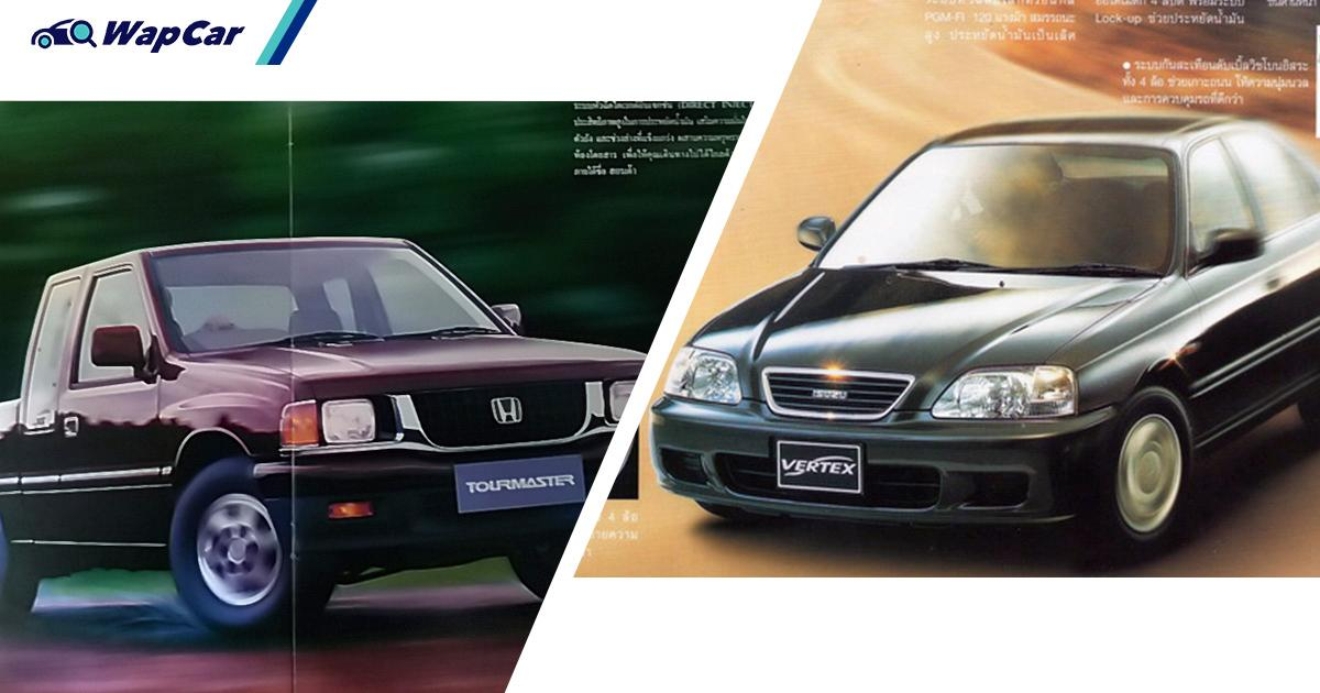 Honda challenged the Hilux while Isuzu fought the Corolla, both lost badly in Thailand 01