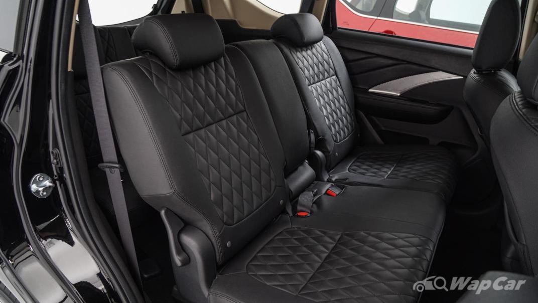 2020 Mitsubishi Xpander 1.5 L Interior 037