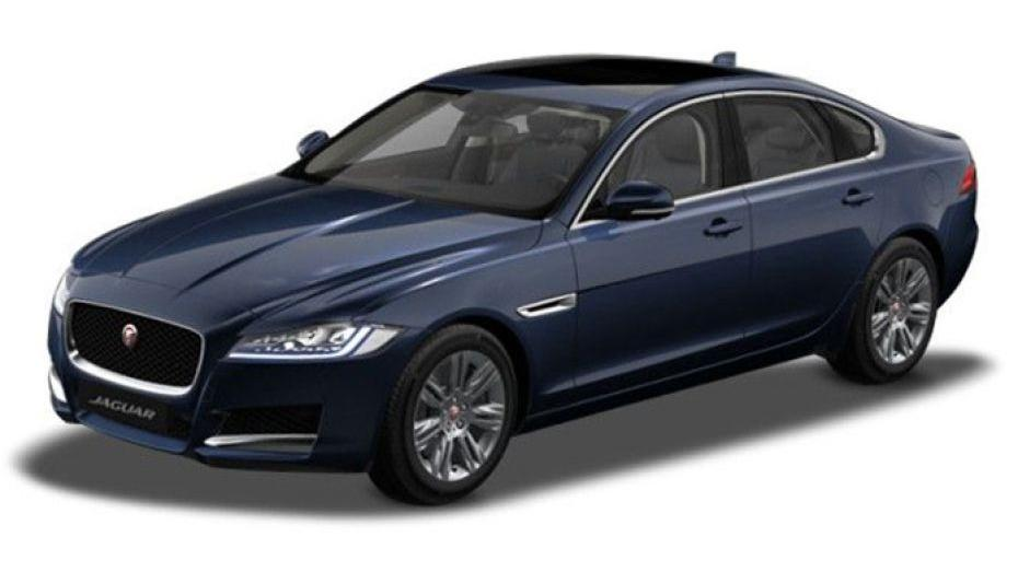 Jaguar XF (2017) Others 008