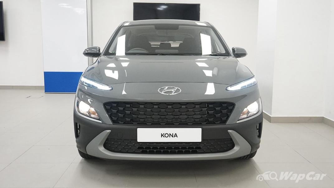 2021 Hyundai Kona 2.0 Standard Exterior 009