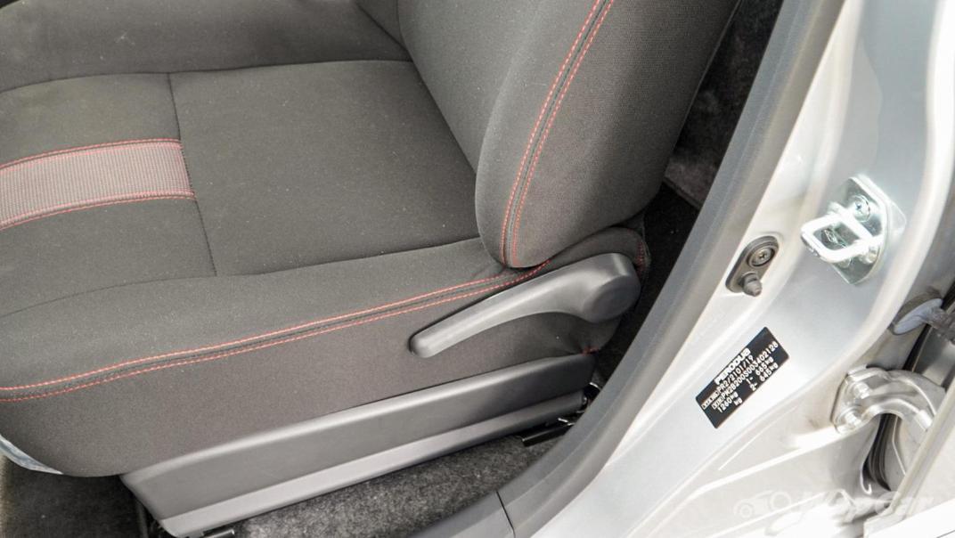 2019 Perodua Axia AV 1.0 AT Interior 023