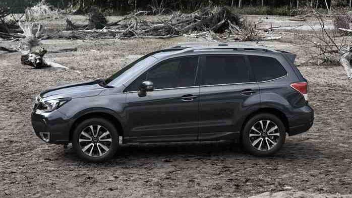 Subaru Forester (2018) Exterior 010