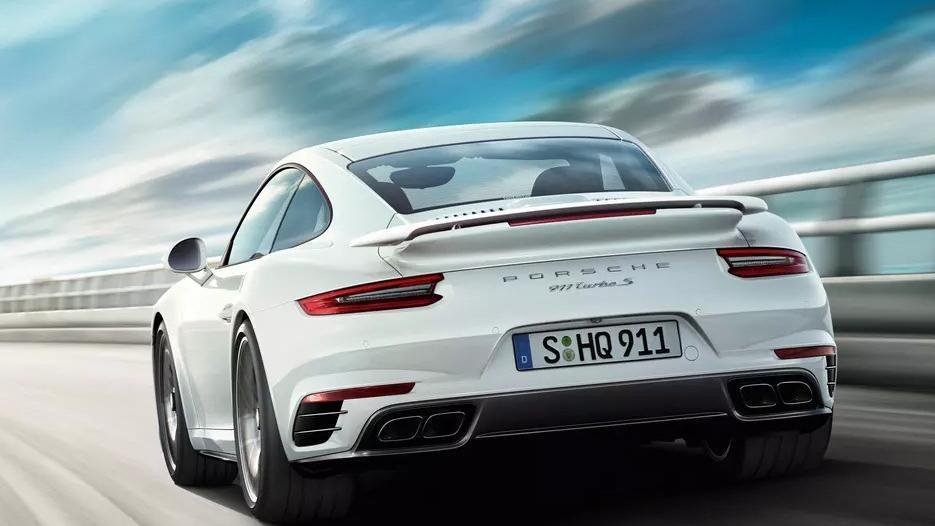 Porsche 911 911 Turbo Exterior 005