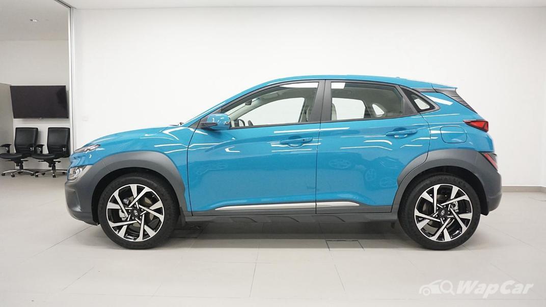 2021 Hyundai Kona 2.0 Active Exterior 005