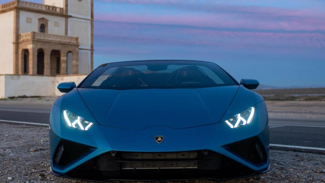 Lamborghini Huracán (2019) Exterior 021