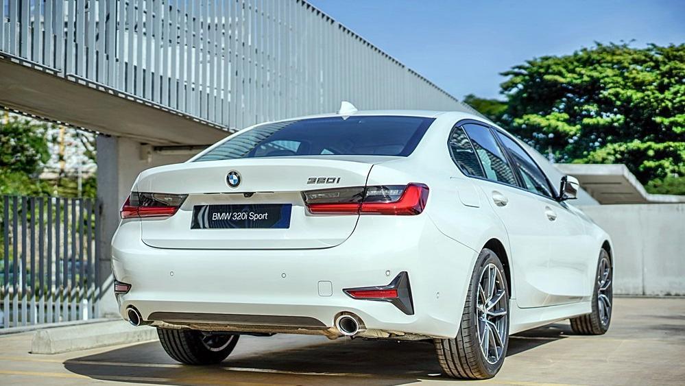 2020 BMW 3 Series 320i Sport Exterior 083