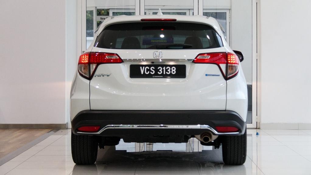2019 Honda HR-V 1.5 Hybrid Exterior 005