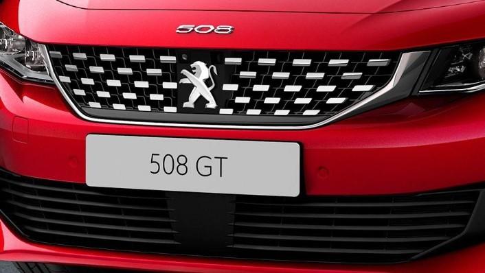 Peugeot 508 GT (2019) Exterior 005