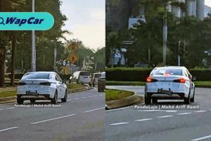 Intipan: Nissan Almera 2020 berwarna putih dijumpai lagi di Putrajaya!