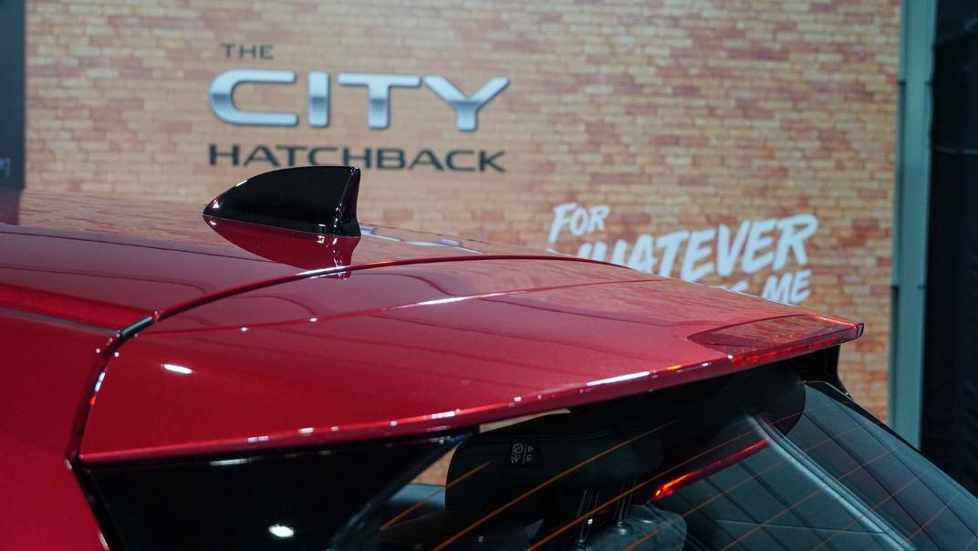 2021 Honda City Hatchback International Version Exterior 110