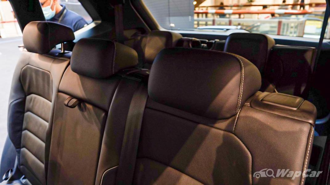 2020 Volkswagen Tiguan Allspace 2.0TSI R-Line Interior 009