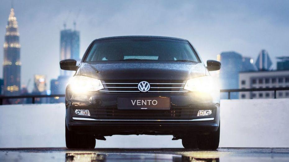 Volkswagen Vento (2018) Exterior 008