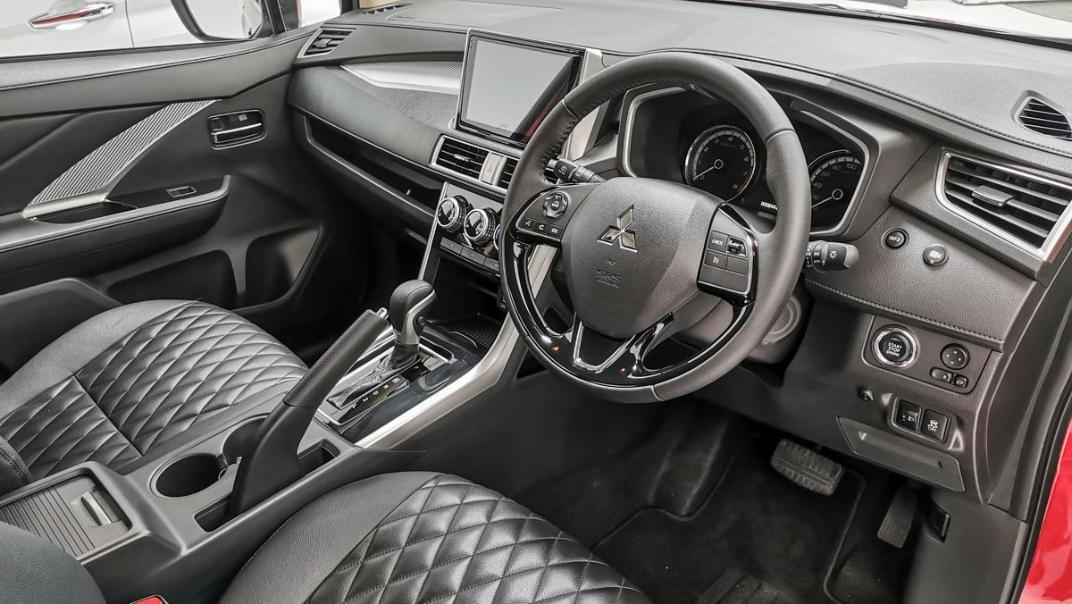 2020 Mitsubishi Xpander 1.5 L Interior 002