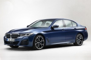 Leaked: Check out the 2020 (G30) BMW 5 Series facelift in M Sport trim