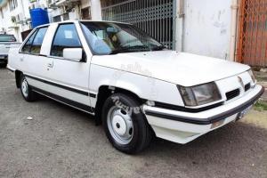 Barang Rare: Proton Saga Limousine 1.5A original. Antara model Proton Saga paling mahal?
