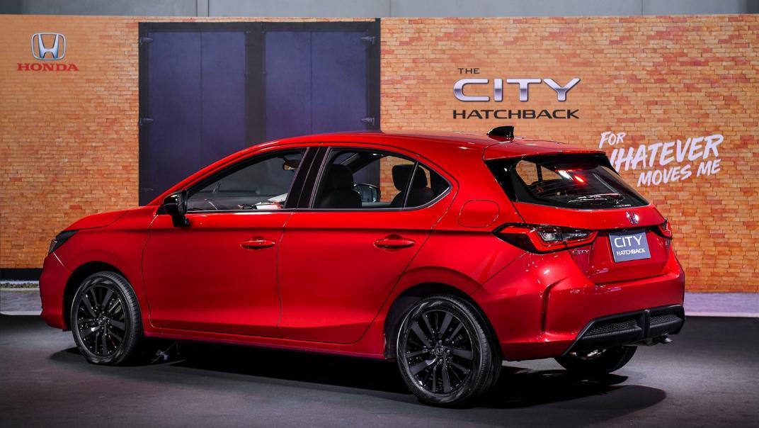 2021 Honda City Hatchback International Version Exterior 048