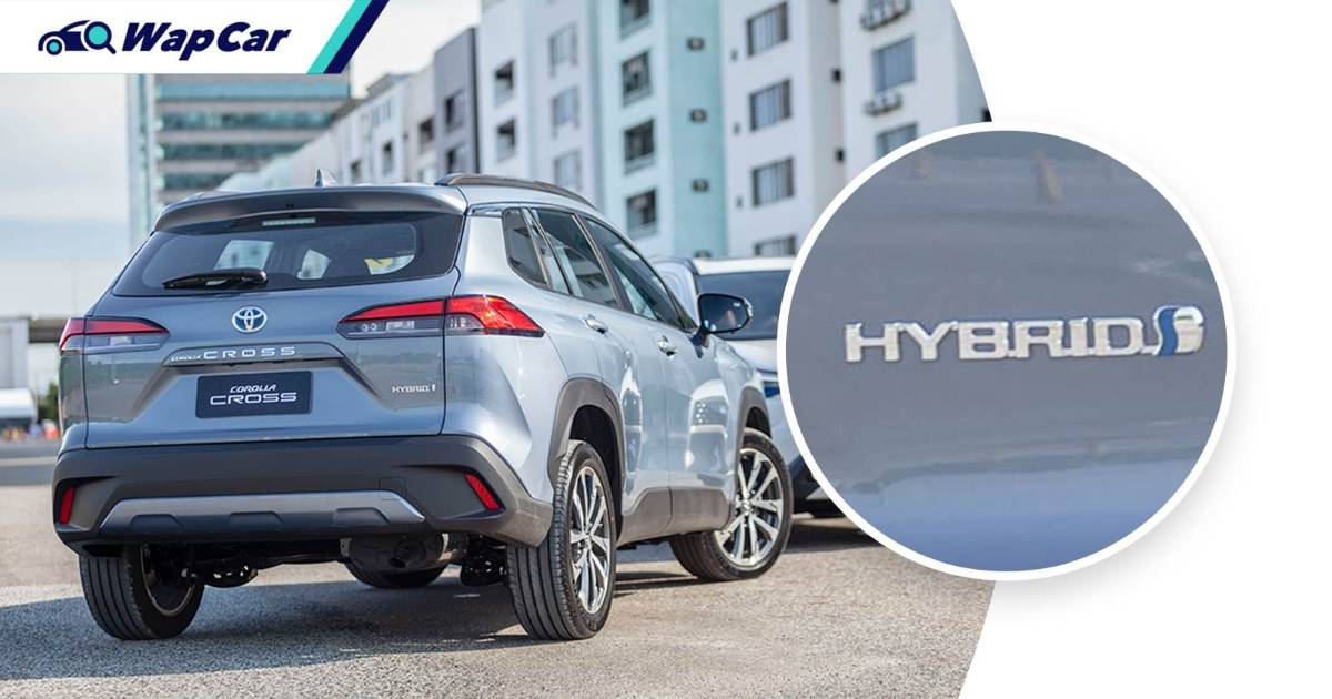 Confirmed to launch in Malaysia on 14-Oct: New Toyota SUV, Corolla Cross Hybrid? 01