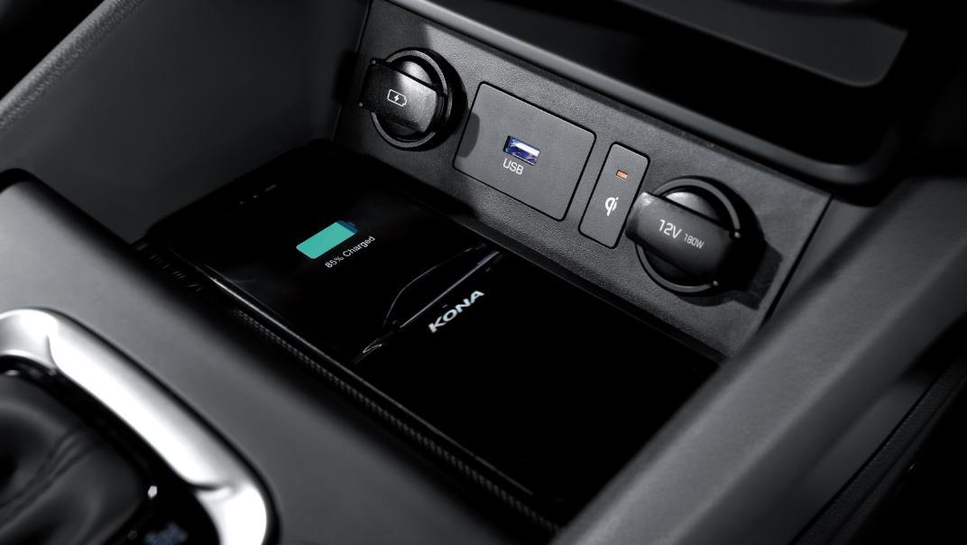 2021 Hyundai Kona 1.6 Turbo Interior 004