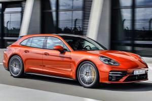 New Porsche Panamera gets 630 PS & 820 Nm, electric Panamera coming soon?