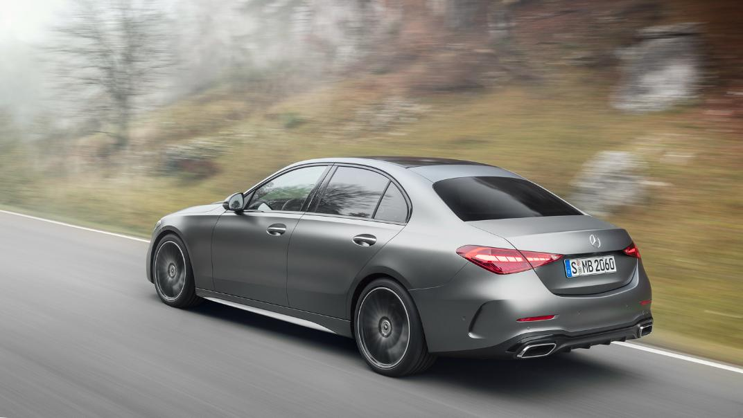 2021 Mercedes-Benz C-Class W206 Upcoming Version Exterior 047