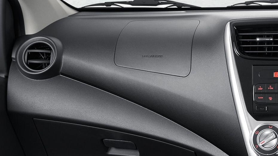 Perodua Axia (2018) Interior 009