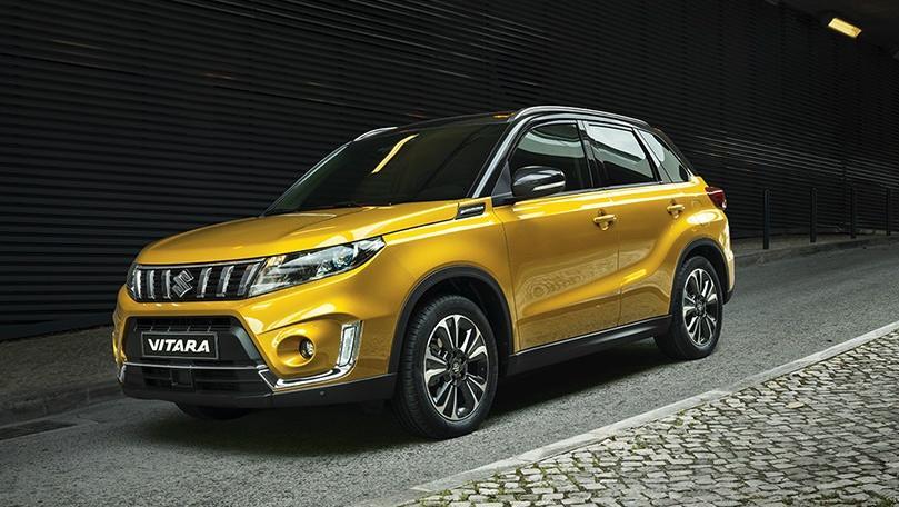 Suzuki Vitara (2018) Exterior 006
