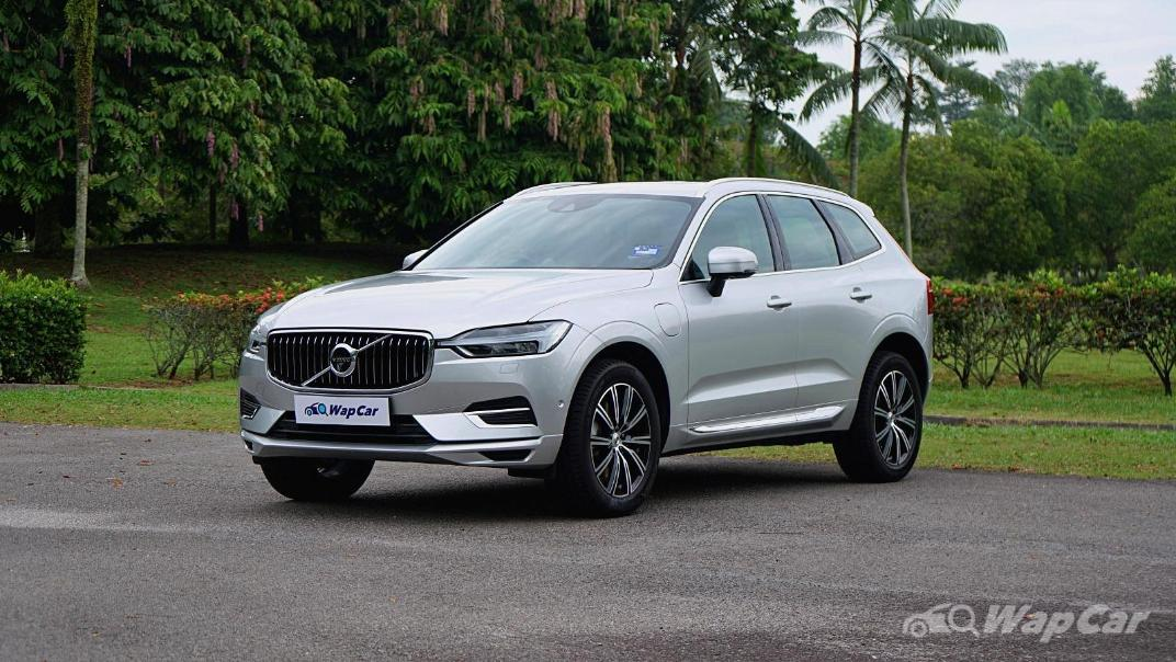 2020 Volvo XC60 T8 Twin Engine Inscription Plus Exterior 001