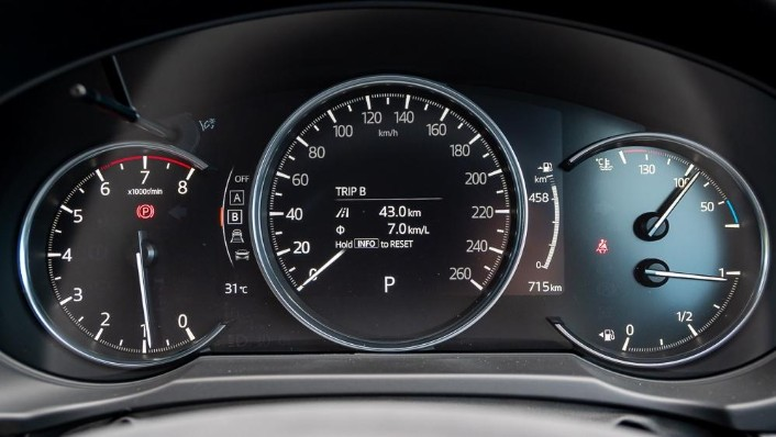 2019 Mazda CX-5 2.5L TURBO Interior 010
