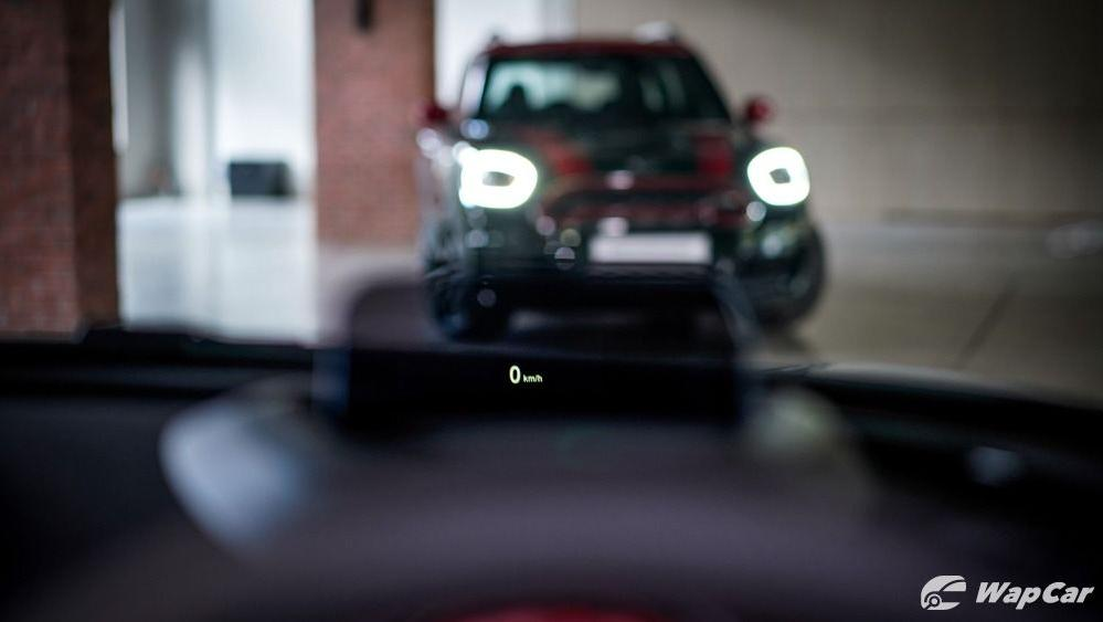 2019 MINI JCW Clubman Interior 003
