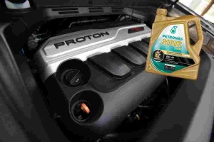 Future locally assembled Proton-Geely models will use Petronas engine oil