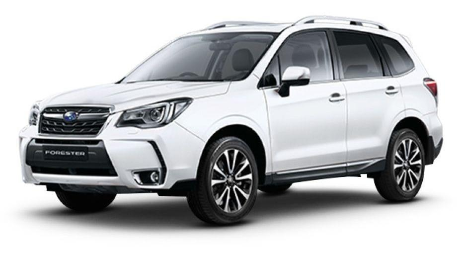Subaru Forester (2018) Others 001