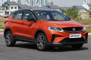 Girl's night out? Here's why you shouldn't bring the 2020 Proton X50 along