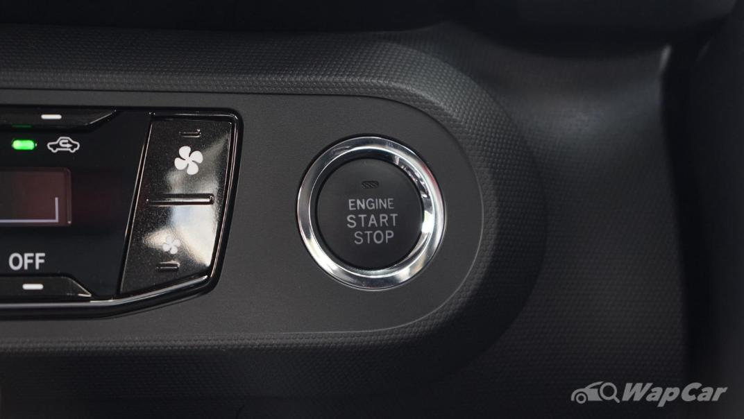 2021 Perodua Ativa 1.0L Turbo AV Special Metallic Interior 031