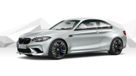 2019 BMW M2 Competition DCT Exterior 001