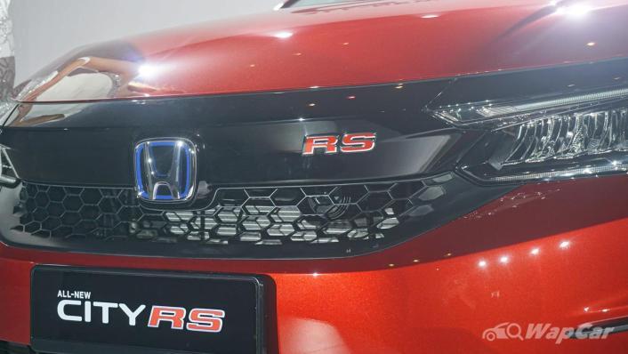 2020 Honda City RS 1.5 Hybrid Exterior 009