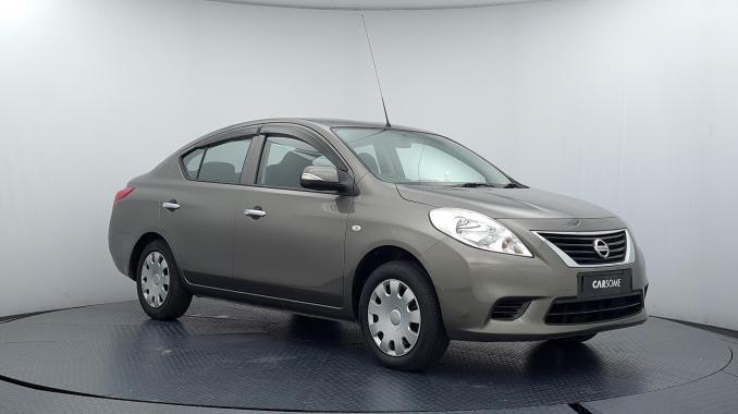 2013 Nissan ALMERA E 1.5