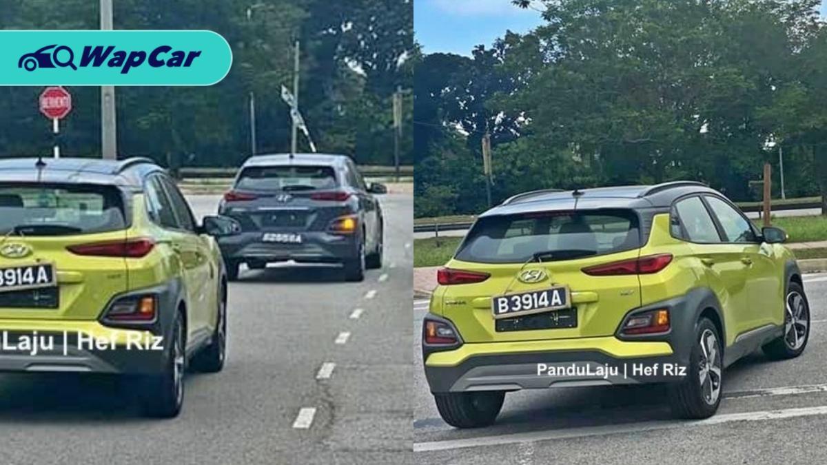 Spied: 2020 Hyundai Kona in Malaysia! Proton X50 rival to launch soon? 01