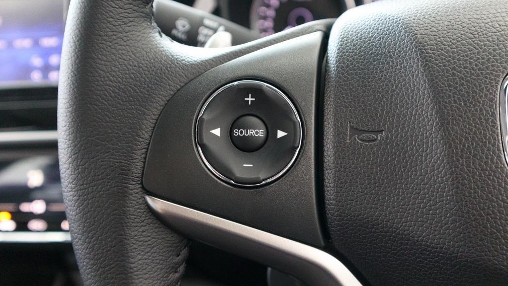 2018 Honda City 1.5 V Interior 010