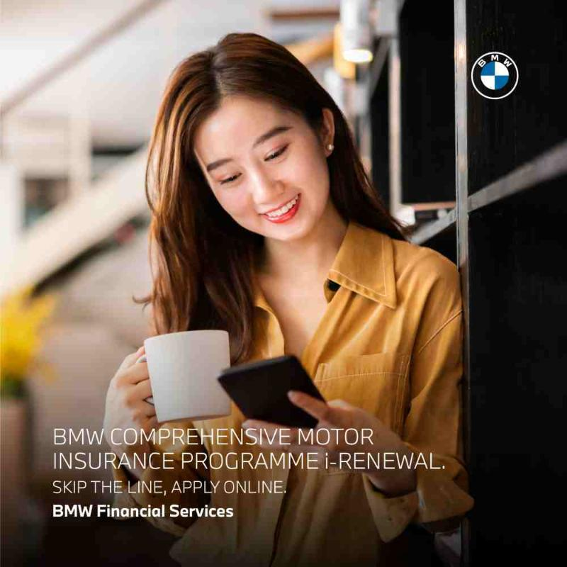 BMW and MINI owners can now renew their insurance with BMW Malaysia online 02