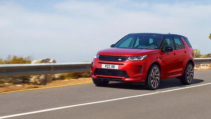 2020 Land Rover Discovery Sport Public Exterior 010