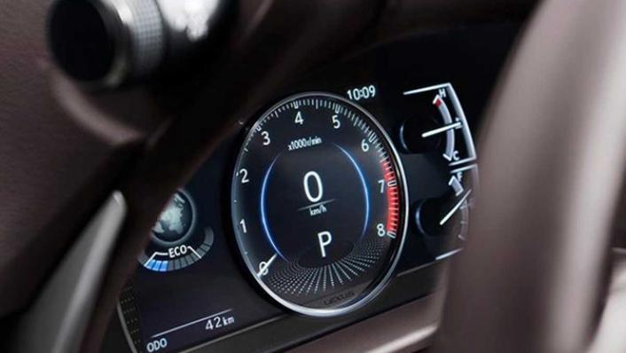 2021 Lexus ES 250 Limited Edition Interior 003