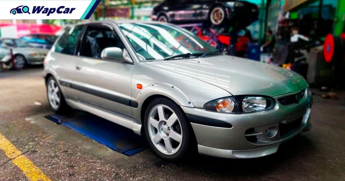 Grab this fully-restored Proton Satria GTi to relive your teenage dreams 01