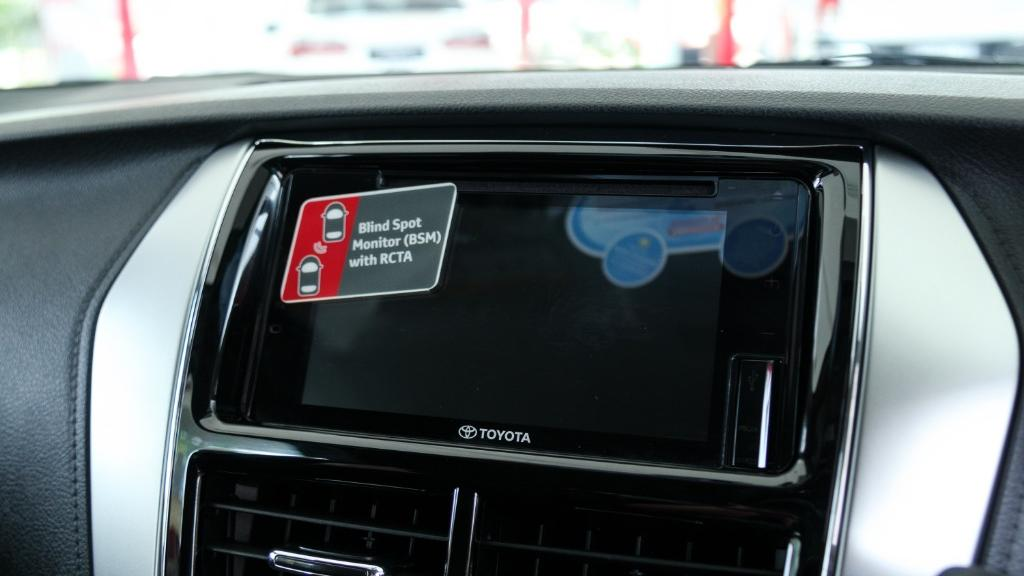 2019 Toyota Vios 1.5G Interior 011