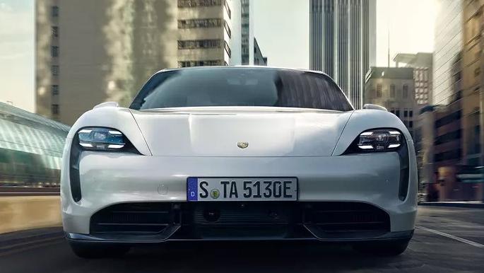 Porsche Taycan(2019) Exterior 001